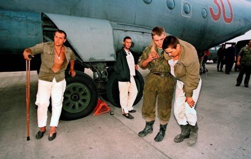 Фото Александра Неменова: Первая Чеченская война (60 фото)
