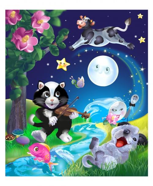 Иллюстратор Diane Hays (25 работ)