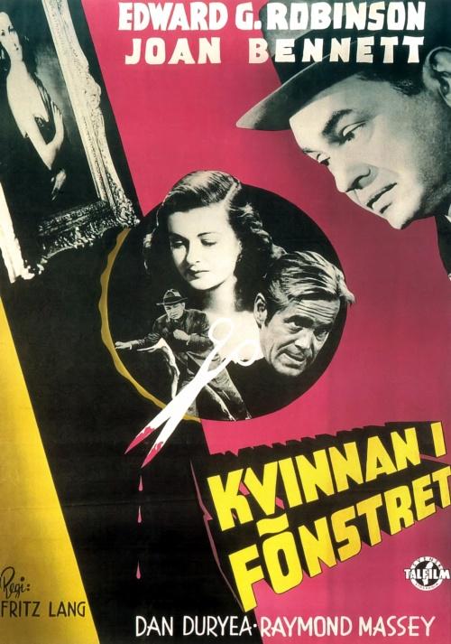 Movie Posters & Femme Fatales (766 работ) (2 часть)