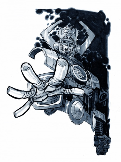 Artworks by Eric Canete (411 работ)