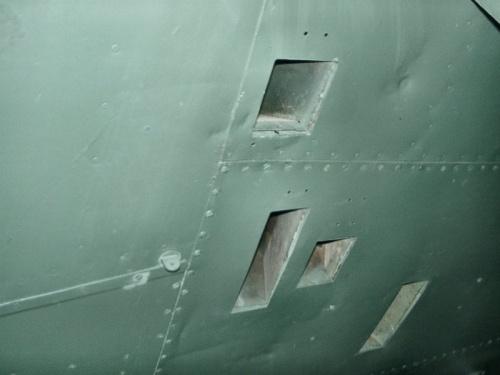 Английский истребитель Bristol Beaufighter Mk.XXI (93 фото)