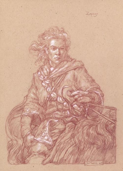 Artworks by Donato Giancola (465 работ)