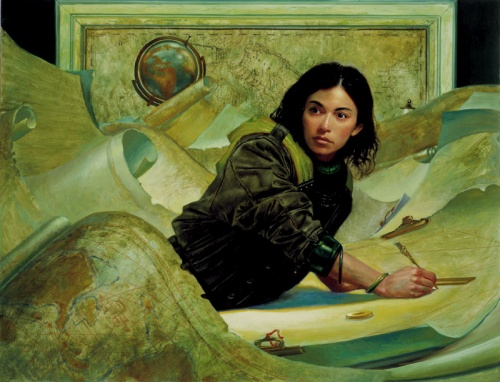 Artworks by Donato Giancola (465 работ)
