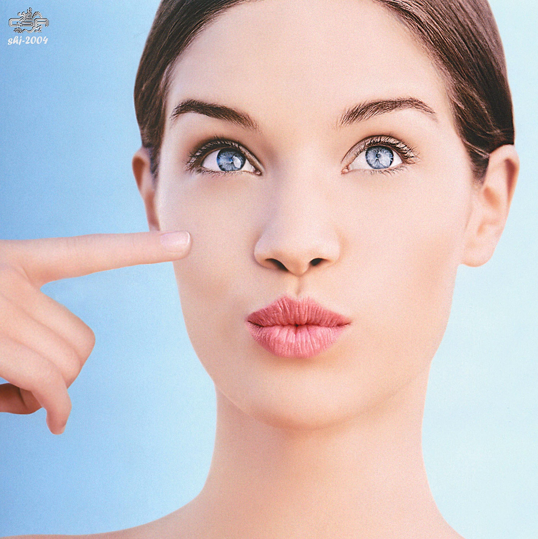 Как сделать своё лицо чище