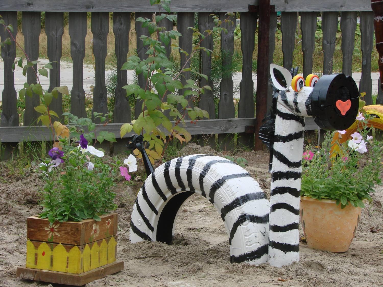Подделки своими руками для огорода как делать фото