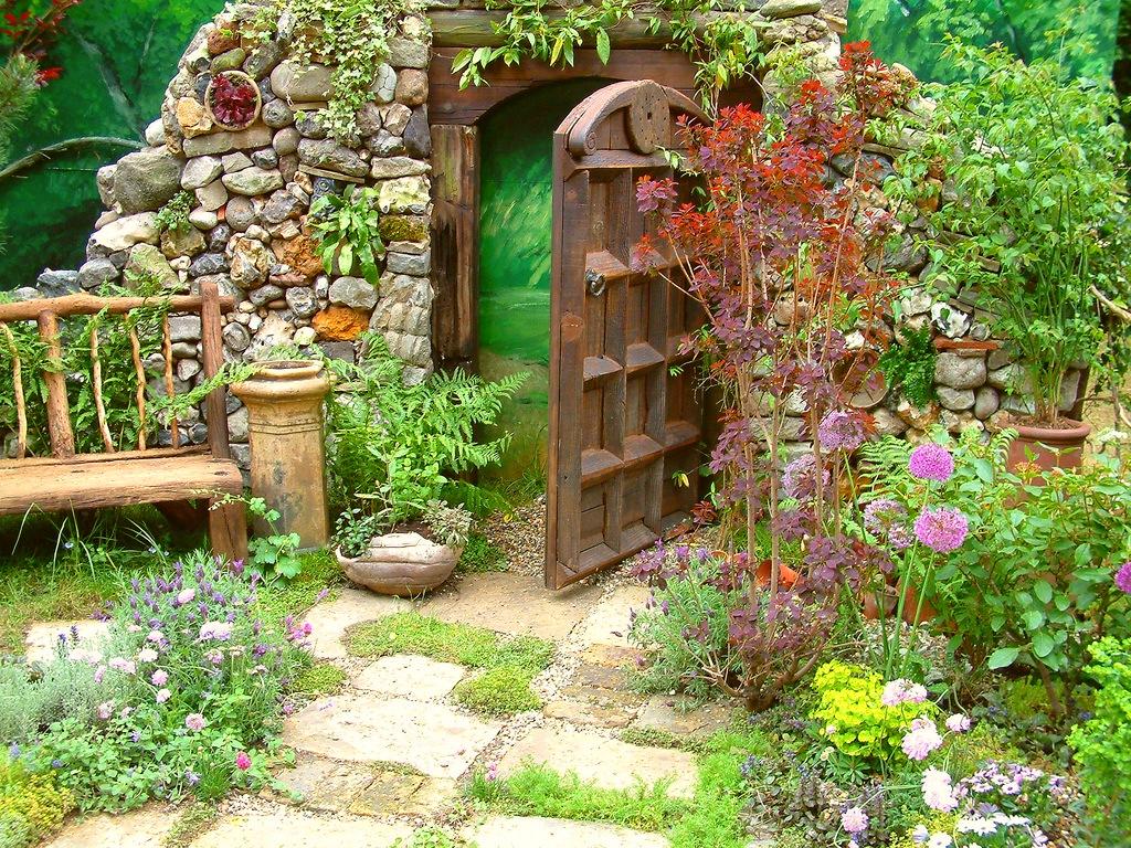 Оригинальные идеи для дачи и сада своими руками фото