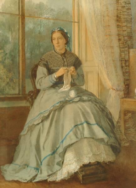Английский художник James Hayllar (1829–1920) (83 работ)