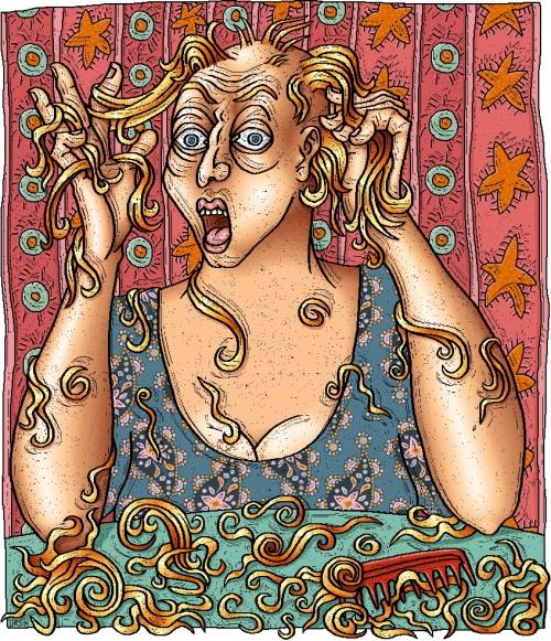 Сказочные персонажи от ArtVille часть IL033. Dreams & Myths  (60 работ)