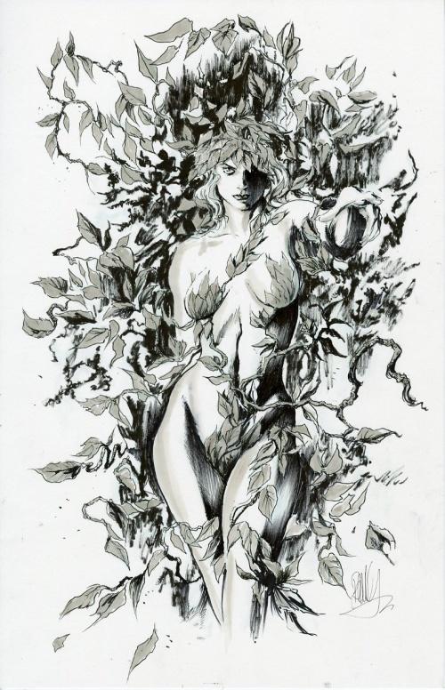 Иллюстаратор Joe Benitez (412 работ)