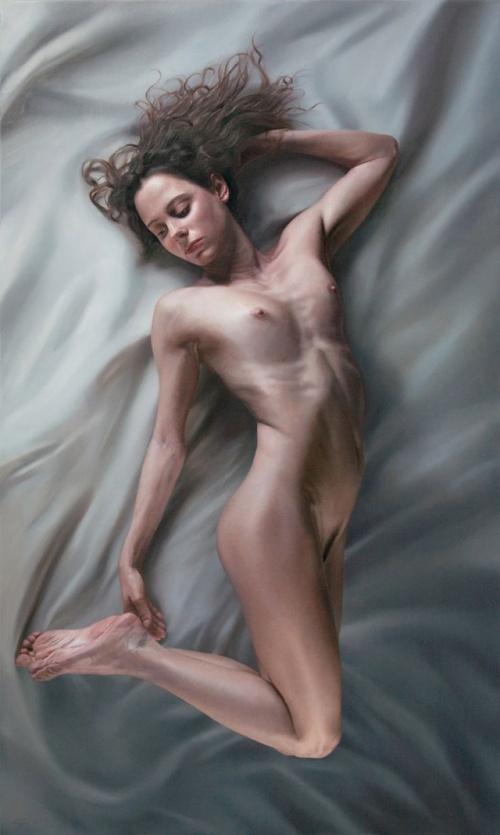 Гиперреалистическая живопись Javier Arizabalo (47 работ)