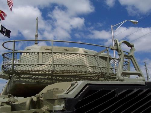 Американский основной танк M60A3 Patton (69 фото)