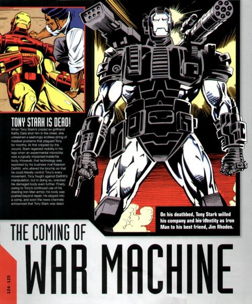 15 артбуков от легендарной студии Marvel (147 работ) (10 часть)
