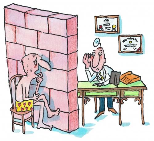 Медицинский юмор от Artville часть IL080. Medical Humor (60 работ)