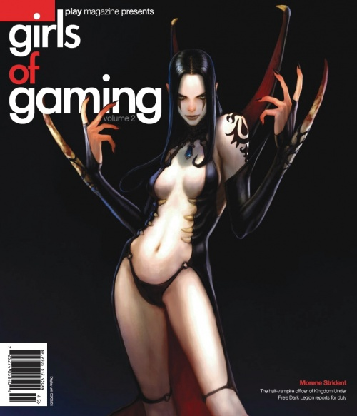 Girls Of Gaming vol. 1&2 (84 работ) (2 часть)