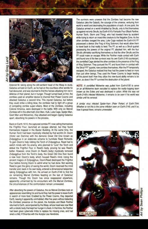 15 артбуков от легендарной студии Marvel (53 работ) (7 часть)