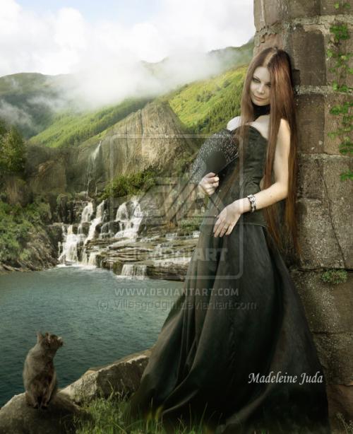 Работы художницы Madeleine Juda (83 работ)