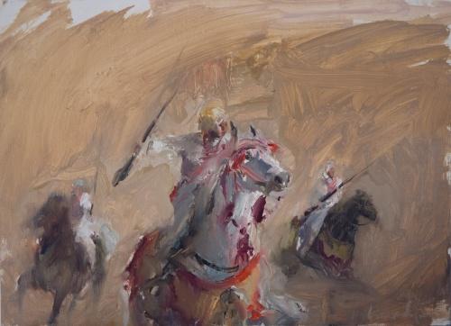 Artworks by Leonor Solans (46 работ)