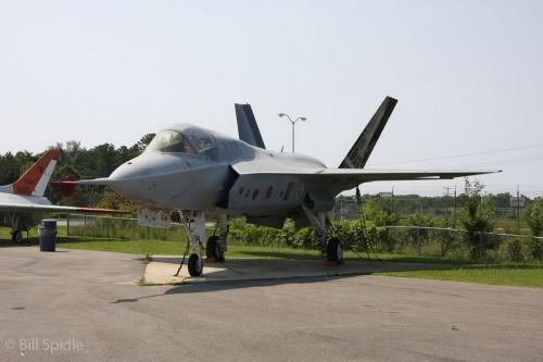 Американский истребитель Lockheed Martin X-35C (300) (118 фото)