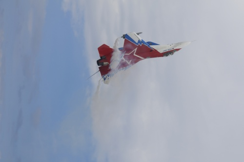 Истребитель МиГ-29  (32 фото)