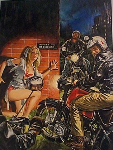 Художник-иллюстратор Norm Eastman (104 работ)
