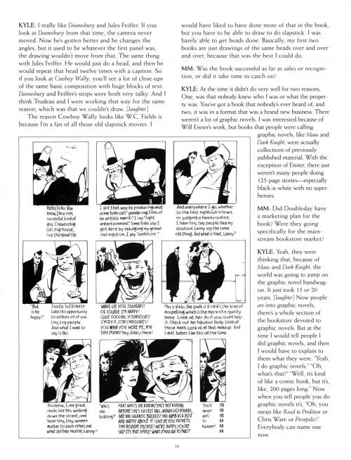 Modern Masters Volume 20: Kyle Baker (121 работ)