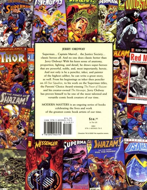 Modern Masters Volume 13: Jerry Ordway (122 работ)