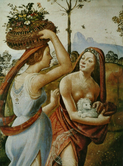 Artworks by Piero di Cosimo (44 работ)