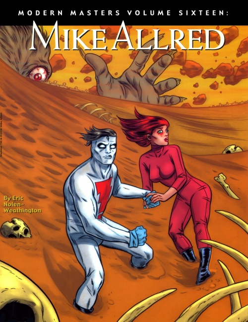 Modern Masters Volume 16: Mike Allred (122 работ)