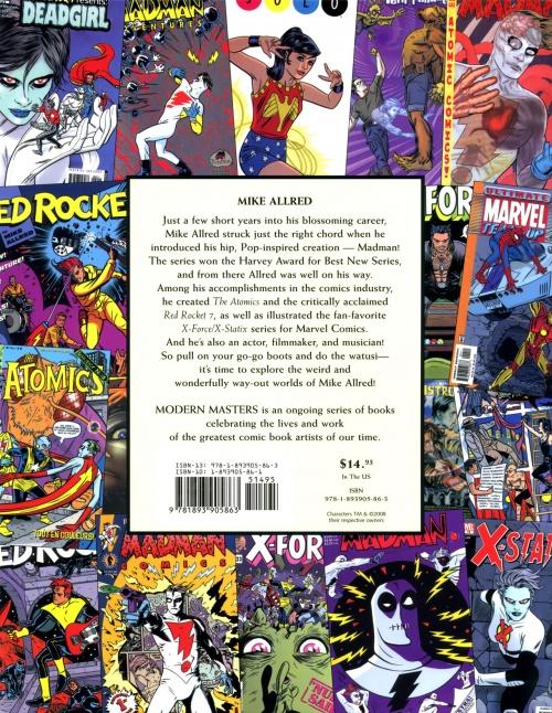 Modern Masters Volume 16: Mike Allred (122 работ)