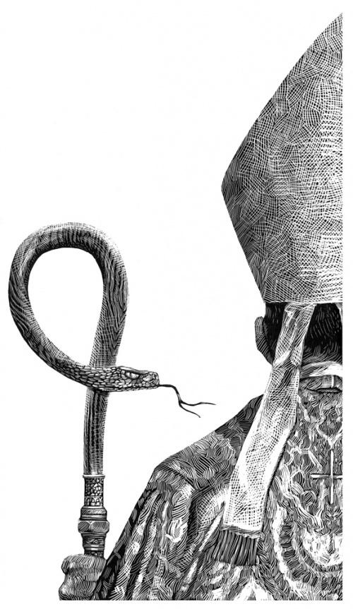 Карикатуры Ricardo Martinez (38 работ)