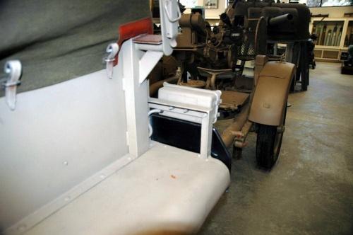 Немецкий полугусеничный транспортер SDKFZ 10 (135 фото)