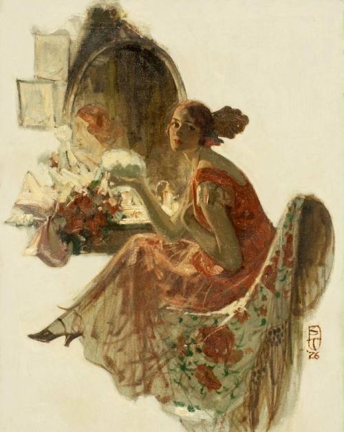 Художник - иллюстратор Saul Tepper (65 работ)