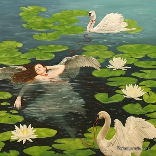 Artworks by Rene Lynch (181 работ)