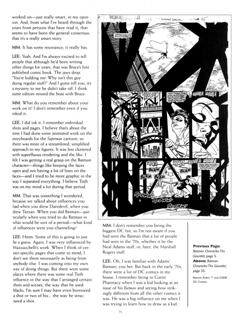 Modern Masters Volume 17: Lee Weeks (130 работ)