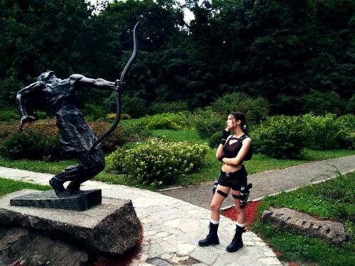 Косплей - Таня Сочивец (Tanya Croft) Украина (333 фото)