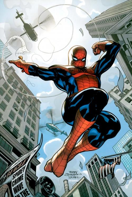 15 артбуков от легендарной студии Marvel (41 работ) (11 часть)