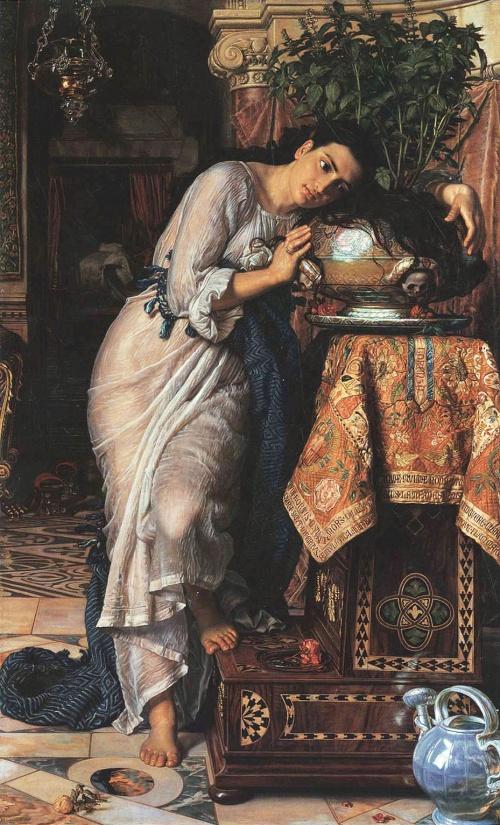 Artworks by William Holman Hunt (67 работ)