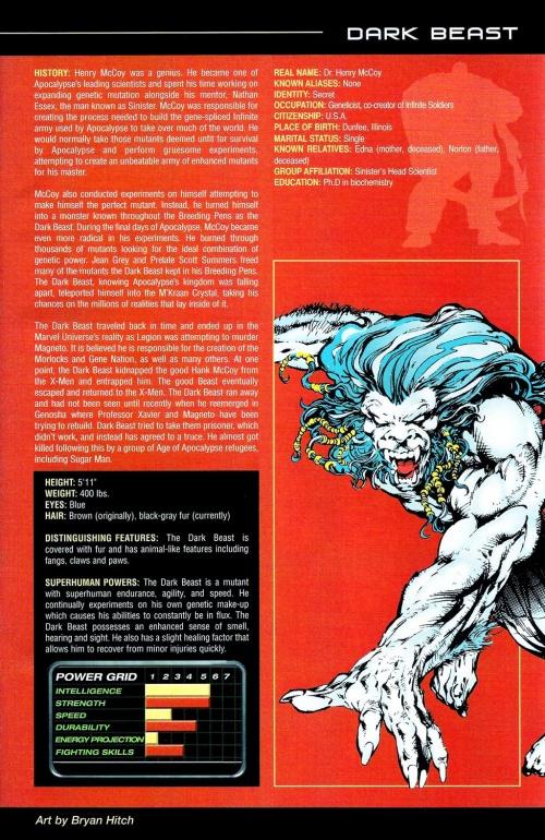 15 артбуков от легендарной студии Marvel (53 работ) (4 часть)