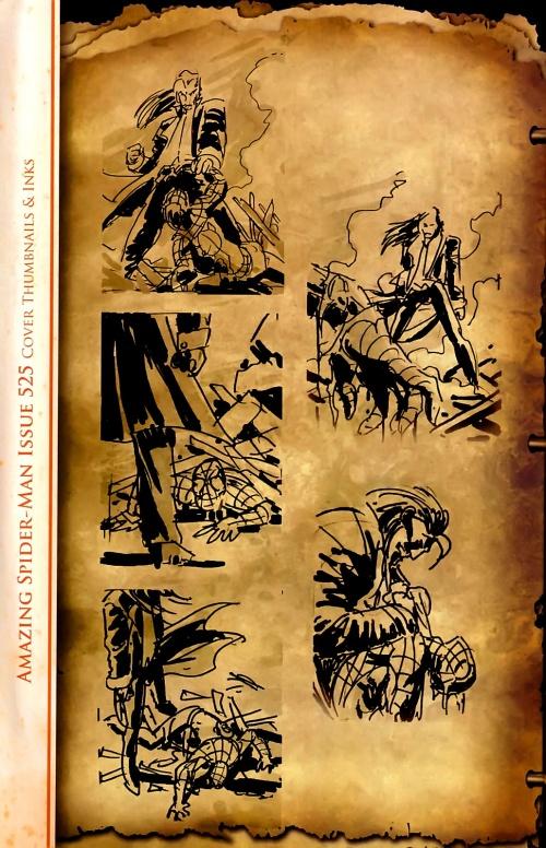 15 артбуков от легендарной студии Marvel (53 работ) (6 часть)