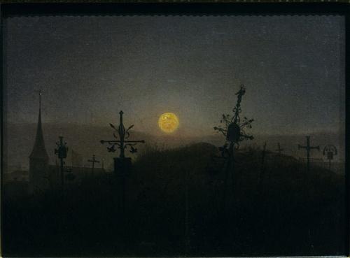 Живопись - Творчество Карла Густава Каруса (77 работ)