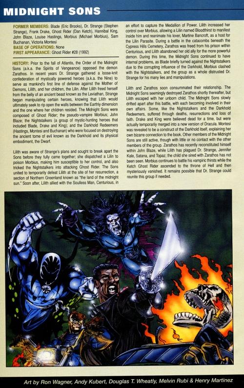 15 артбуков от легендарной студии Marvel (53 работ) (5 часть)