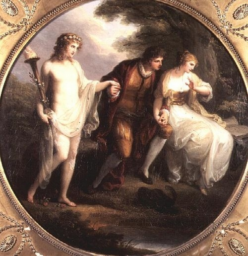 Живопись - Творчество Анжелики Кауфман (177 работ)