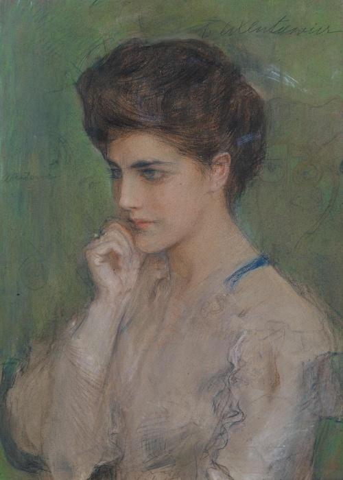 Художник Teodor Axentowicz (124 работ)