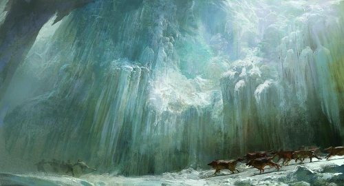 Craig Mullins, Бог CG арта (866 работ)