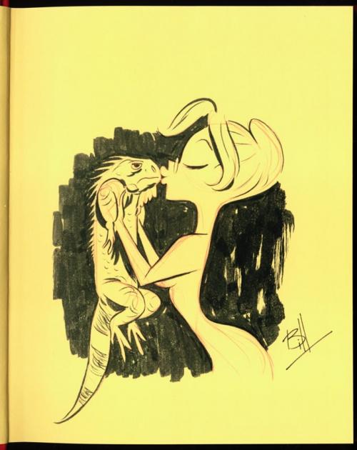 Художник-иллюстратор Bill Presing (132 работ)