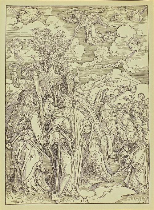 Альбрехт Дюрер. Апокалипсис | XVe | Albrecht Durer. Apocalypse (22 работ)
