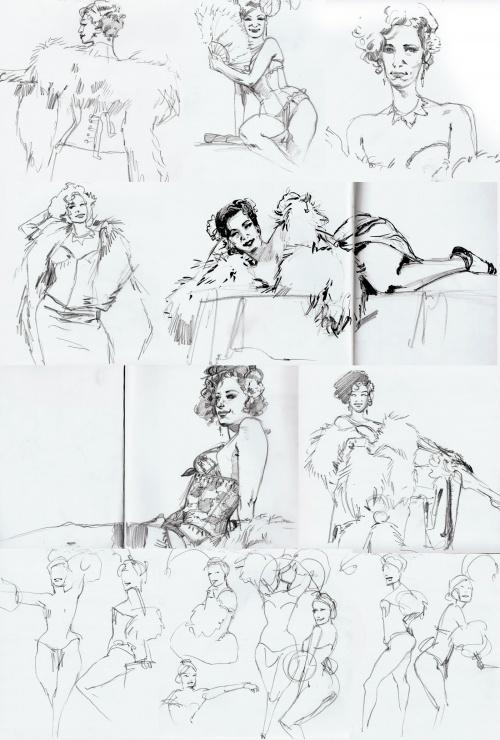 Работы иллюстратора под ником Manarama (52 работ)