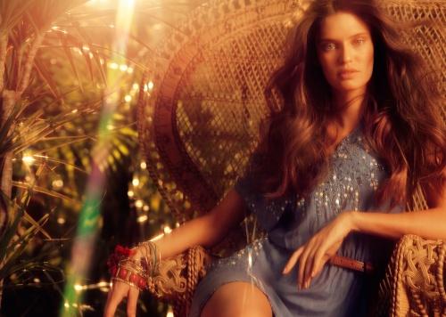 Bianca Balti – Blanco S/S 2011 Ad Campaign (17 фото)