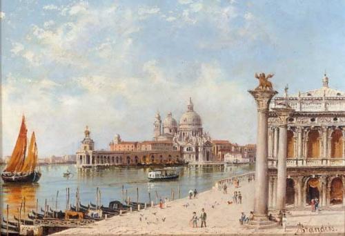 Antonietta Brandeis (1849-1910) (92 работ)