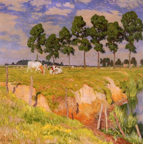 Бельгийская живопись | The Belgian painting (105 работ)